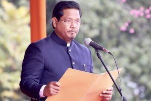 Meghalaya govt will be able to face all challenges: CM Conrad Sangma