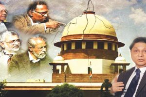 Judicial discord and  the NJAC judgment
