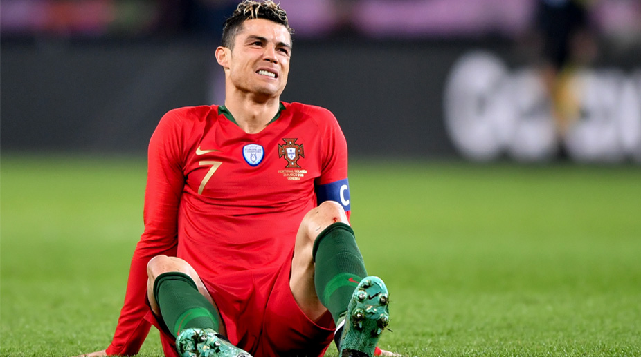 Cristiano Ronaldo, Portugal vs Holland, International Friendlies, Portugal Football