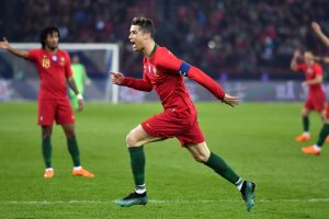 Portugal vs Egypt: Cristiano Ronaldo steals Mohamed Salah's thunder