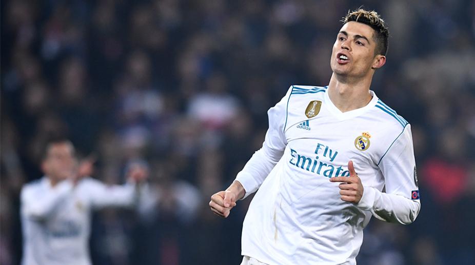Cristiano Ronaldo, Real Madrid C.F., La Liga, UEFA Champions League
