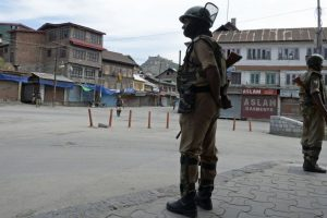 Separatists' strike disrupts normal life in Kashmir