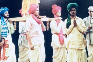 World Theatre Day: Nawazuddin Siddiqui shares picture of his first on-stage play