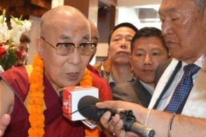 Don't let anger overtake you: Dalai Lama in Jammu