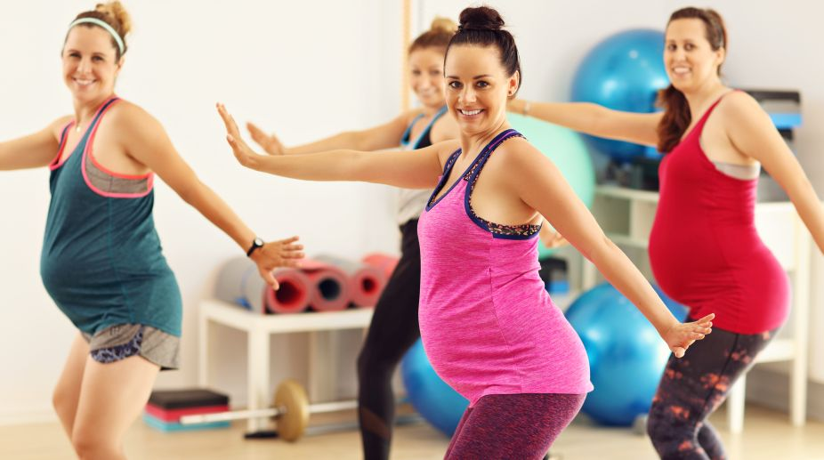 Dance therapy for pregnant women: a reality check