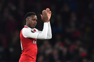 UEFA Europa League: Danny Welbeck powers Arsenal past AC Milan