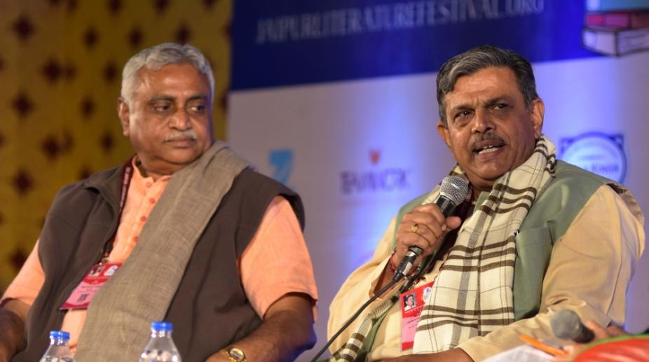 Dattatreya Hosabale RSS leader