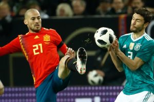 Spain draw shows Joachim Loew areas for Germany improvement
