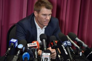 Flooded with emotions, David Warner leaves press conference midway | Full text of his statement