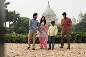 Jahnvi Kapoor, Ishaan Khatter in Kolkata for 'Dhadak' shooting