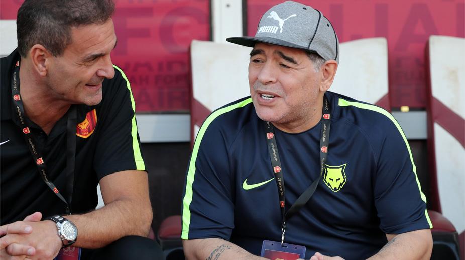 Diego Maradona, Argentina Football