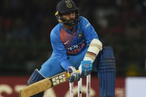Dinesh Karthik was not happy with his demotion to No. 7: Rohit Sharma