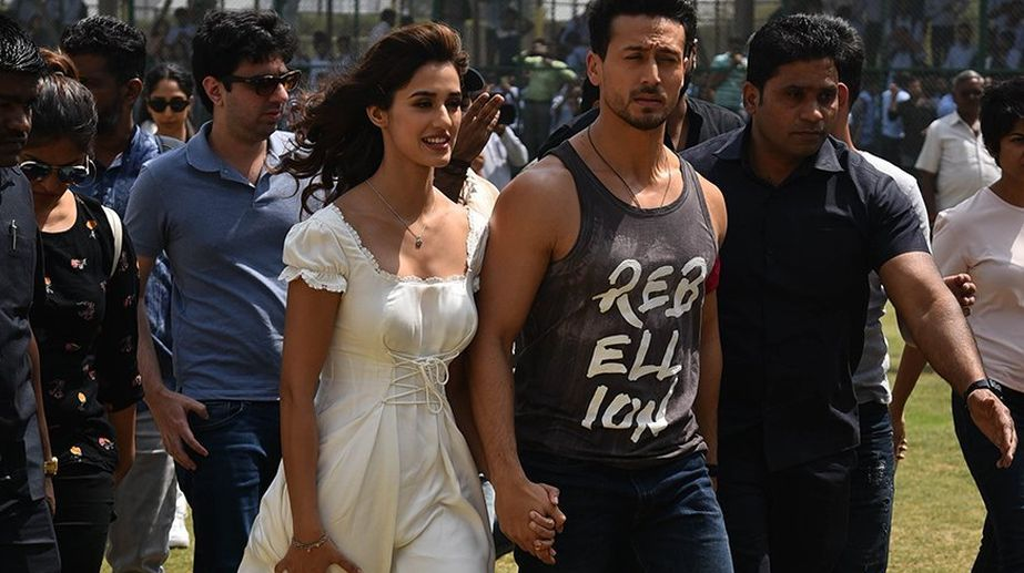 All the times Tiger Shroff and Disha Patani gave us couple goals