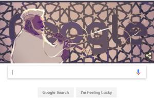 Google Doodle celebrates shehnai maestro Ustad Bismillah Khan on 102nd birth anniversary