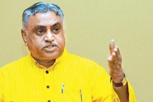 RSS appointment a setback?