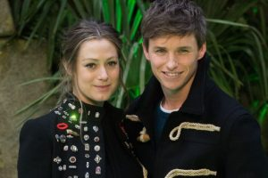 Eddie Redmayne and wife Hannah welcome a baby boy