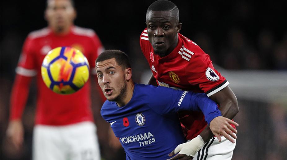 Eric Bailly, Manchester United F.C., Premier League, Chelsea F.C., Eden Hazard