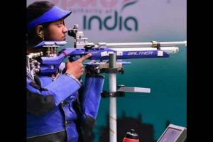 Elavenil Valarivan wins two gold for India in ISSF Junior World Cup