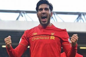 Juventus sign German midfielder Emre Can