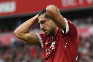 Jurgen Klopp reveals extent of Emre Can's injury