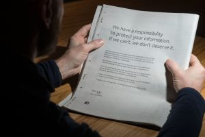 Data scandal: Facebook runs full-page apology ad in UK, US newspapers