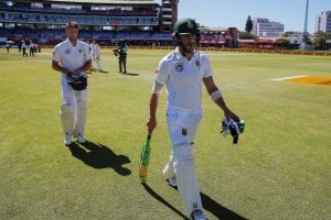 Captains Du Plessis and Smith clash over Rabada decision