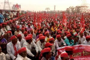 Farmers' March: Mumbai Police issues traffic advisory