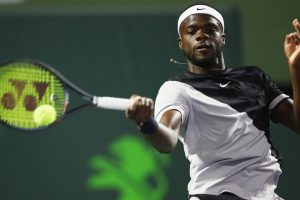 Miami Open: Frances Tiafoe beats Nicolas Kicker in Round 1