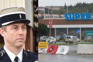 French supermarket attack: Hero cop dies of wounds
