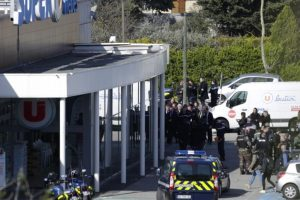 French supermarket attack: Memorial Mass held for victims