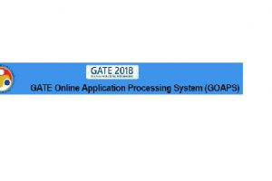 Check GATE 2018 results at appsgate.iitg.ac.in | GOAPS
