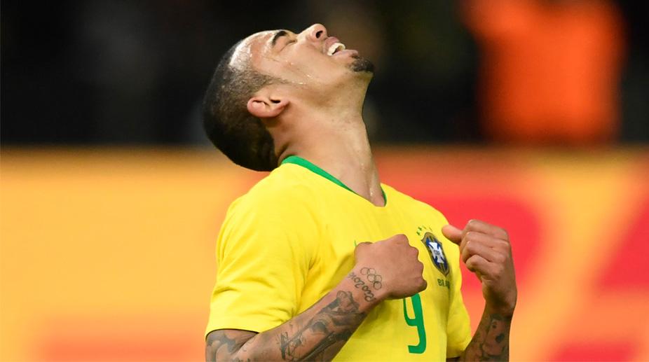 Gabriel Jesus, Brazil Football, Brazil vs Germany