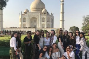 Suhana Khan visits Taj Mahal with friends, mom | See pics