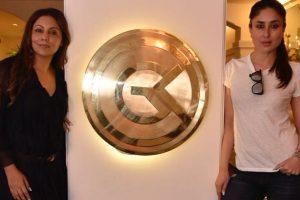 Gauri Khan plays host to Kareena Kapoor at 'Gauri Khan Designs'
