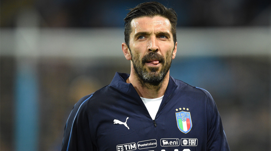 Gianluigi Buffon, Juventus, UEFA Champions League, Italy Football