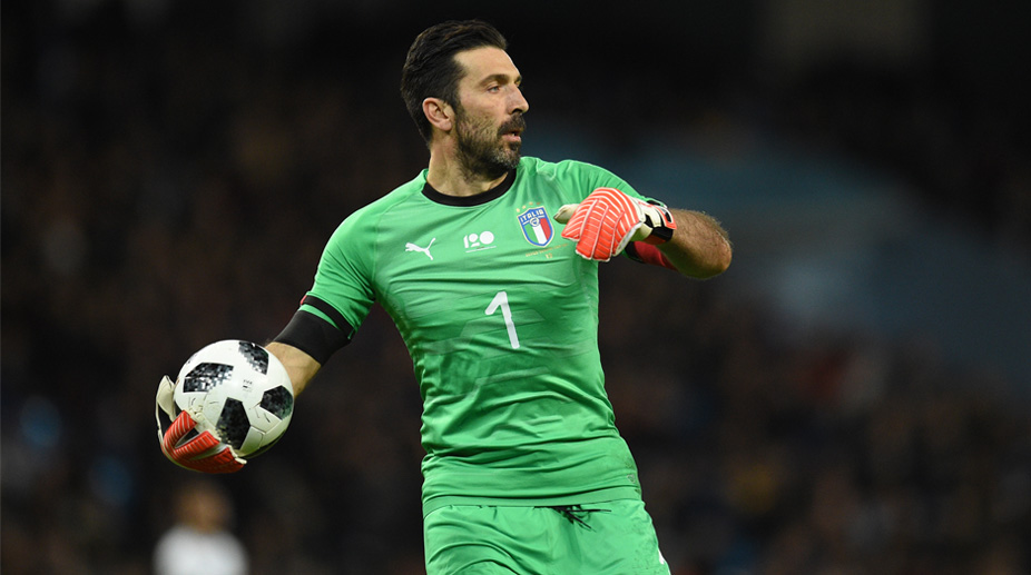 Gianluigi Buffon, Italy Football