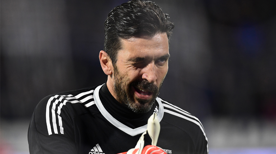 Gianluigi Buffon, Juventus, Italy Football