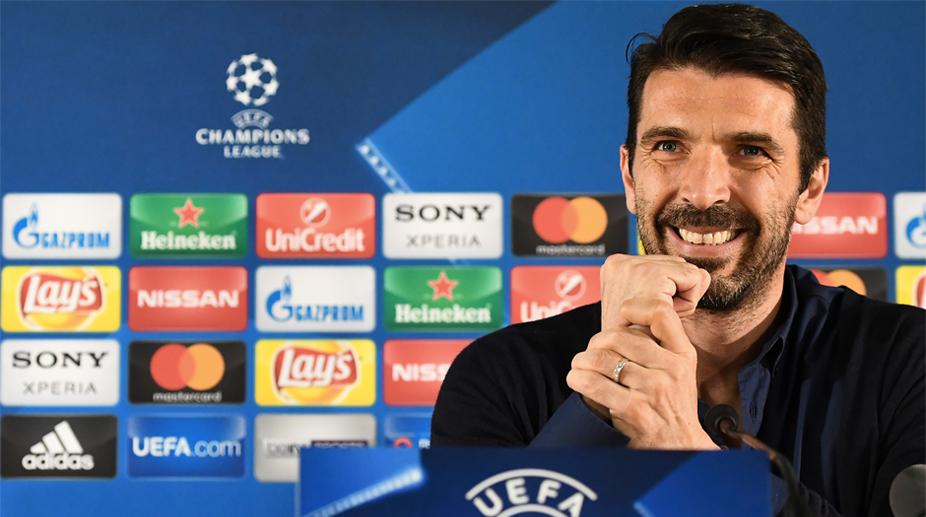Gianluigi Buffon, Juventus, Champions League, free transfer