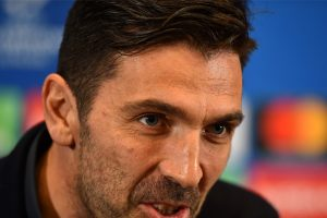 Gianluigi Buffon's not worried Spurs clash could be his final UCL tie