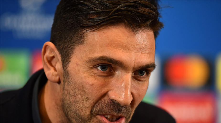 Gianluigi Buffon, UEFA Champions League, Juventus