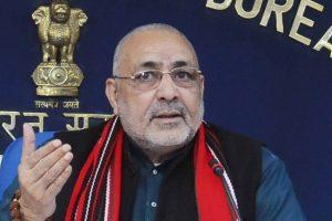 Farmers protest a Congress conspiracy: Giriraj Singh