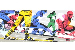 Google Doodle marks Paralympics Winter Games 2018