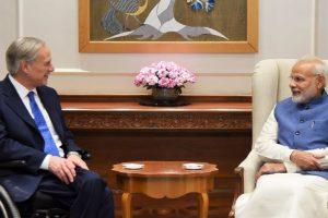 PM Modi, Texas Governor Greg Abbott agree to strengthen ties