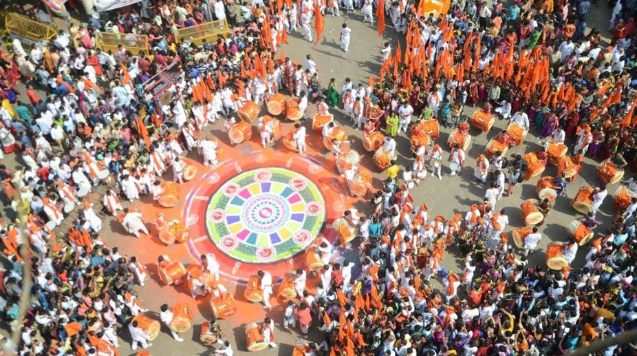 Gudi Padwa, India, Festival