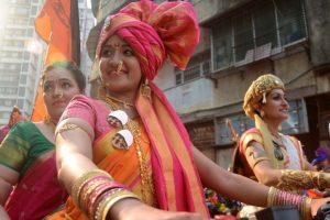 In pics: India soaks in Gudi Padwa, Navratri festivities