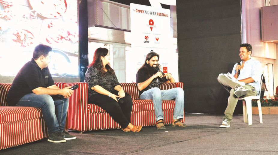 Gypsy Travel Festival 2018, held recently at The High Street Phoenix, Mumbai.