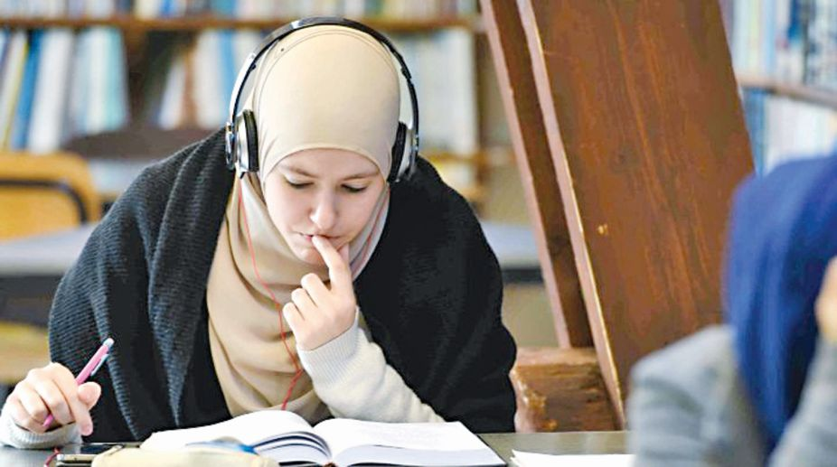 Muslim women and mathematics