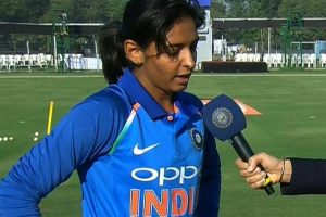 We know Australia and England are good in T20 and we will like to give them a fight: Harmanpreet Kaur