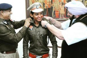 Harmanpreet Kaur officially joins Punjab Police as DSP