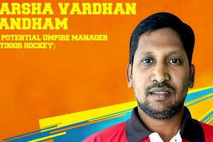 Gandham could be made International Umpire Manager